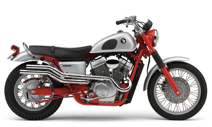 An Interesting Custom Category The Roadster Honda